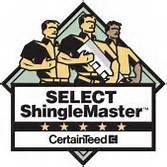 Hodges Roofing is a certified SELECT ShingleMaster™