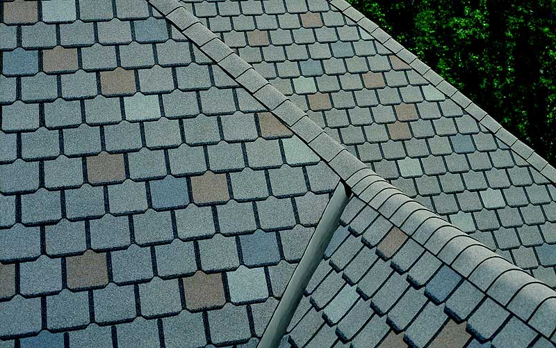 Residential roofing material comparison winston salem for How many types of roofing shingles are there