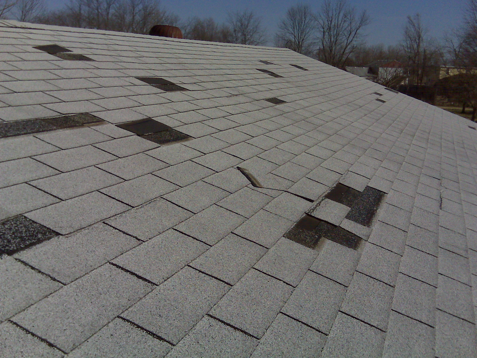 Spring Rains Can Cause Problems To Your Roof
